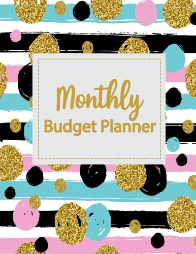 Monthly Budget Planner: Weekly Expense Tracker Bill Organizer Notebook Business Money Personal Finance Journal Planning Workbook size 8.5x11 Inches ... (Expense Tracker Budget Planner) (Volume 3) Business Expense Organizer
