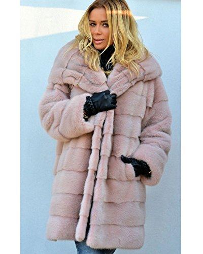 Giacca Aofur Parka Pink Giacca Aofur Donna a00dFqrwx