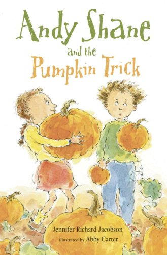 Andy Shane and the Pumpkin Trick by Brand: Candlewick