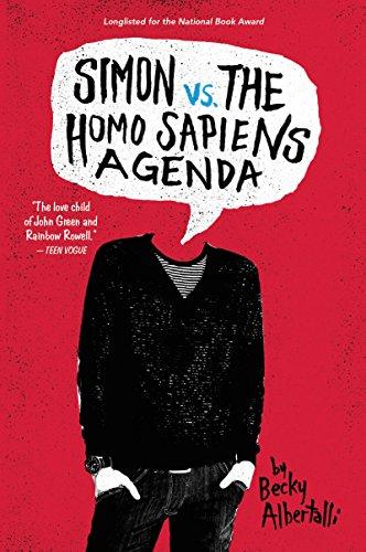 Simon vs. the Homo Sapiens Agenda by [Albertalli, Becky]