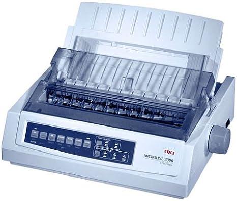 Oki Microline 3390 Printer B W Dot Matrix 254 Computers Accessories