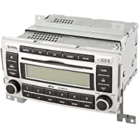 OEM Radio Stereo For Hyundai Santa Fe 2008 2009 w/Infinity AM FM 6 CD & MP3 - BuyAutoParts 18-40628R Remanufactured