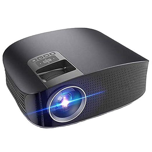 YG600 Proyector Miniatura LED Puede Conectar El Equipo De La ...