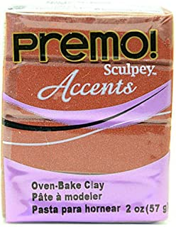 product image for Sculpey Premo Premium Polymer Clay (Bronze) 4 pcs sku# 1823667MA
