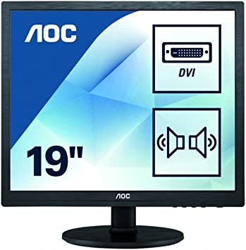 AOC Monitores I960SRDA - Monitor de 19