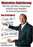 Webseiten-Optimierung, Peter GroÃ?mann and Peter Großmann, 384820620X