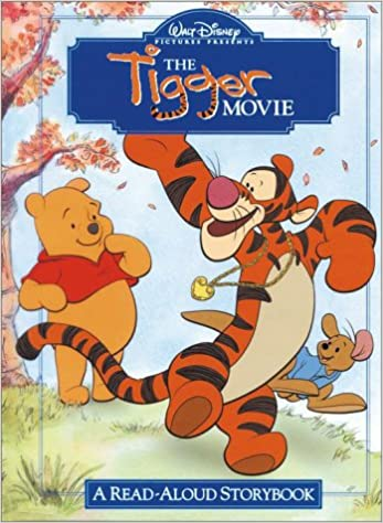 the tigger movie 2000 uk vhs