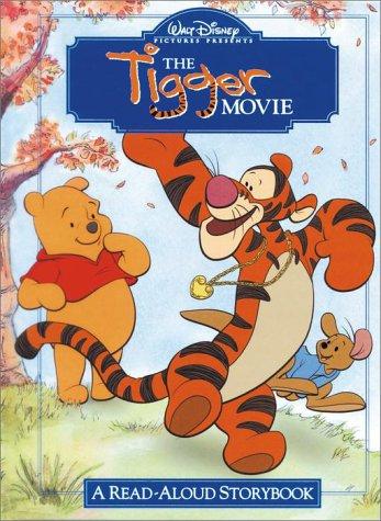 The Tigger Movie: A Read-Aloud Storybook