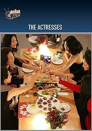 The Actresses By Ok Bin Kim Amazonde Cheryl Maxfield Barney