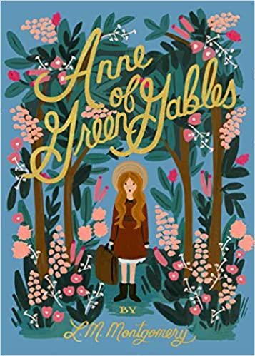 Anne of Green Gables by Montgomery Unabridged New Illustrated Deluxe Hardcover