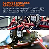 Off-Road ATV UTV Light Bar Mounts Mounting Bracket