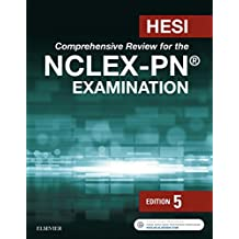 Amazon lpn lvn kindle store hesi comprehensive review for the nclex pn examination e book hesi comprehensive review for the nclex pn examination fandeluxe Choice Image