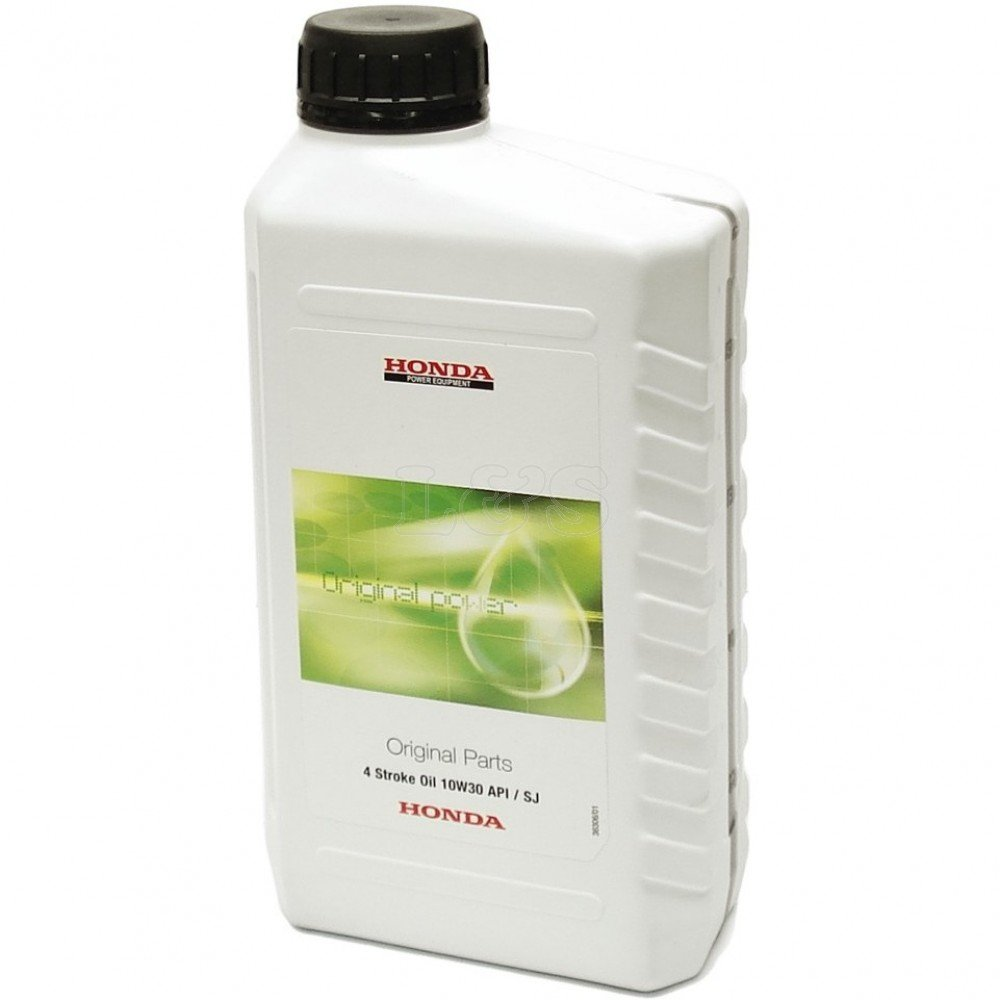 10W30 Engine Oil 1 Litre for Honda 4 Stroke Engines - L&S Engineers
