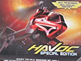 Air Hogs® R/C Special Edition Havoc Heli - Red (Channel A)