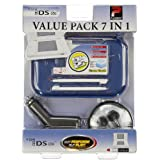 Accessories Value Pack 7-in-1 for Nintendo DS Lite