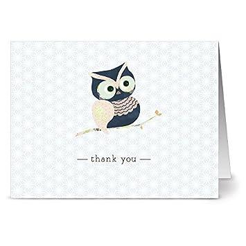 Amazon.com: 24 gracias tarjetas de Nota por $ 9,99 diseño de ...