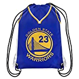 NBA Golden State Warriors Draymond Green Drawstring Backpack, 18 In. X 13.5 In.