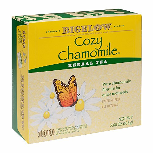 Bigelow Cozy Chamomile Tea, 100 ct.