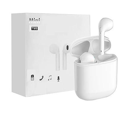 OCMCMO Auriculares Inalambricos, Bluetooth 4.2 Manos libres Bluetooth Auriculares inalambricos Manos libres para iPhone X
