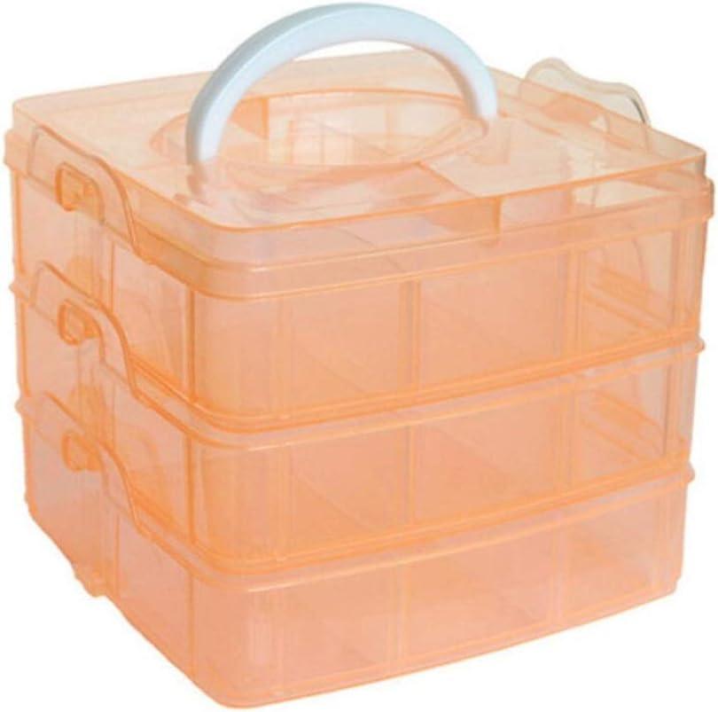 Pequeña caja de almacenamiento compartimiento desmontable de ...