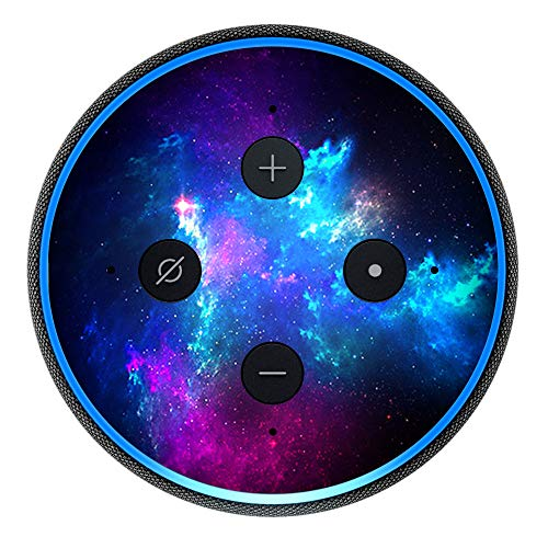 Galaxy Space Gasses - Vinyl Decal Skin Compatible with Amazon Echo Dot 3rd Generation Alexa - Decora - http://coolthings.us