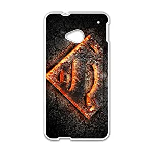 Happy Superman Design Pesonalized Creative Phone Case For HTC M7