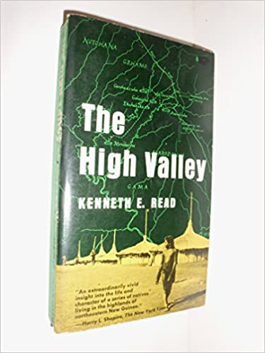 Book The High Valley (1965 Museum Of Natural History Special Members Edition)