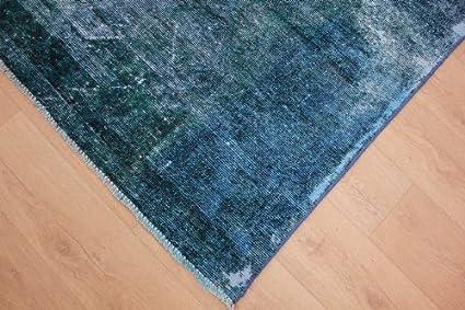 Orientteppich modern blau  ETFA Teppiche
