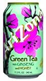 Arizona Green Tea, 11.5-Ounce (Pack of 12)