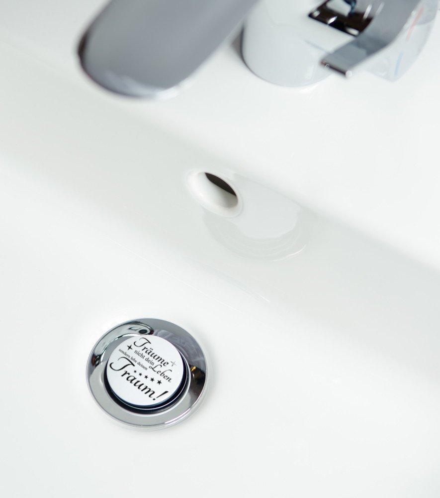 Waschbeckenst/öpsel Knocker hochwertige Qualit/ät ✶✶✶✶✶ viele sch/öne Waschbeckenst/öpsel zur Auswahl