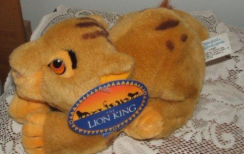 Amazon Com Lion King Baby Simba New Toys Games