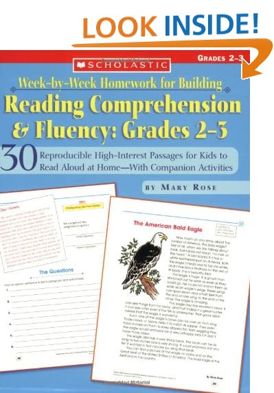 Reading Fluency: Amazon.com