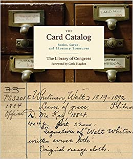 90ed63300fa8e Amazon.com  The Card Catalog  Books