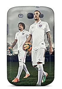 New Dana Lindsey Mendez Super Strong Usa World Cup 2014 Kit Tpu Case Cover For Galaxy S3