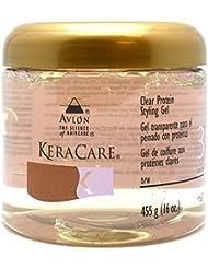 Avlon Keracare Protein Styling Gel (Clear) (16Oz)