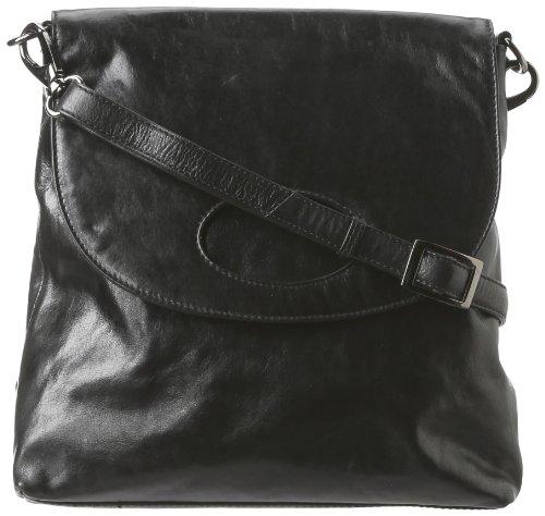 Latico  Alex 5518 Cross Body,Black,One Size, Bags Central