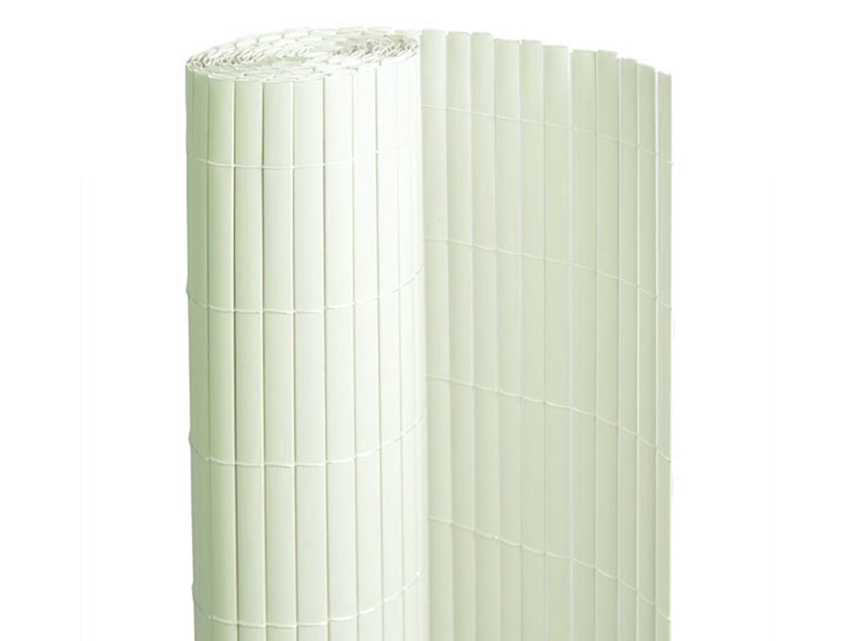 Canisse PVC Double Face (Coloris au choix) (1x3m, Anthracite) FRANCE GREEN