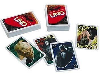 Batman Begins uno juego de cartas: Amazon.es: Juguetes y juegos