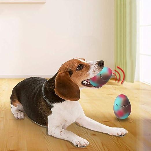 Juguetes de bola de perro para picar huevos de dinosaurio en forma ...