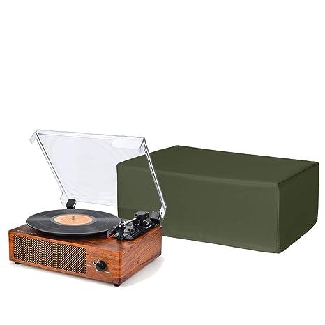 Funda protectora para tocadiscos SL-1200 / SL-1210 y Pioneer PLX ...
