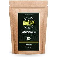 Alsem Thee Bio 500g - Alsem Thee - Artemisia Absinthium - 100% zuiver - Gebotteld en gecontroleerd in Duitsland (DE-ÖKO…