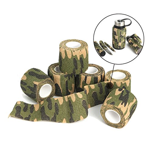OUTERDO Camouflage Self adhesive Protective 14 8x0 16ft product image