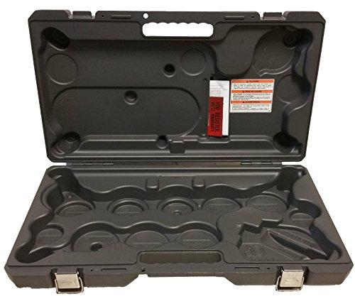 Ridgid 21218 Case, 11-R/12-R Plastic by Ridgid