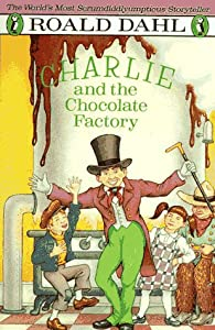 Paperback Charlie and the Chocolate Factory Book