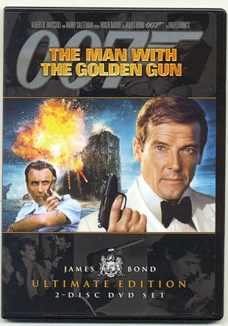 The Man With The Golden Gun - 2-Disc Ultimate Edition