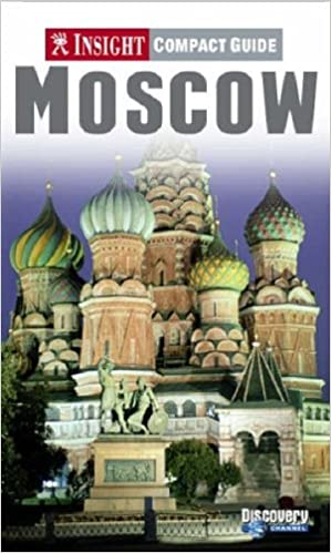 Book Moscow Insight Compact Guide (Insight Compact Guides)
