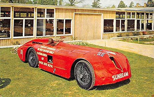 Montagu Motor Museum, 1927 1,000hp Sunbeam Auto Racing, Race Car Unused