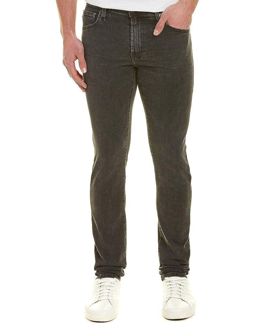 Black 31 Ag Jeans Mens The Stockton 10 Years Bad Skinny Leg