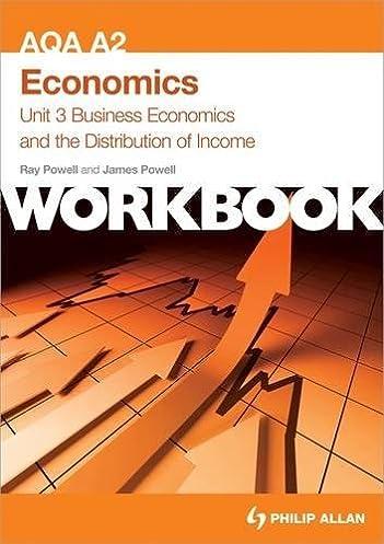 aqa a2 economics unit 3 workbook business economics and the rh amazon co uk