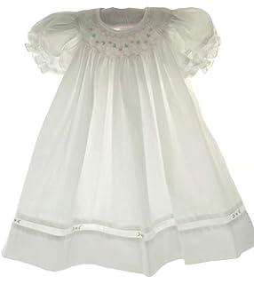 8fcf58f26af Amazon.com  Strasburg Children Little Girls Margaret Toddler Smocked ...